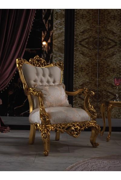 Classico Furniture El Oyması Berjer