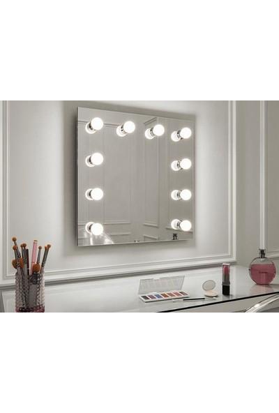 Masalina Masal Işıklı Ayna 60 x 60 cm