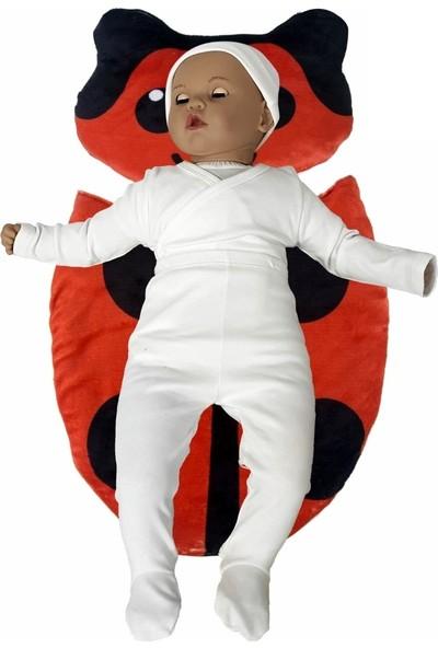 Hanbebe Alt Açma Minderi-Uğur Böceği
