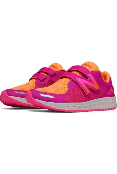 New Balance Kız Çocuk Spor Ayakkabı Kvzntıgy