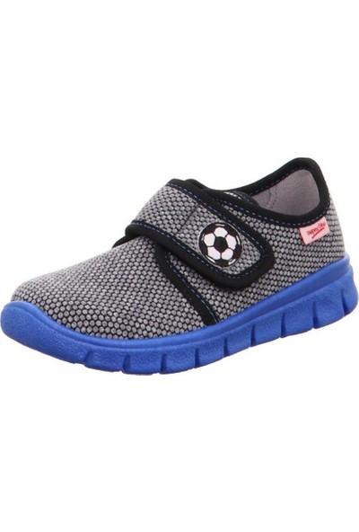 Super Fit Ev Ayakkabısı Stone Multi Textil Bobby