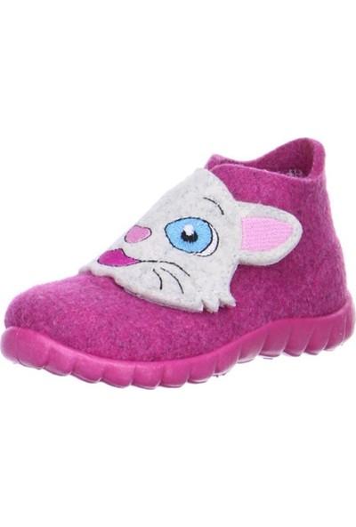 Super Fit Kız Çocuk Ev Ayakkabısı Kedicik
