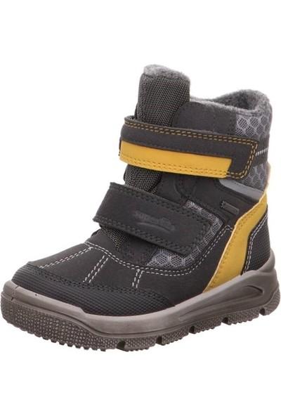Super Fit Erkek Çocuk Çizme Grau Tecno Textil Mars 9077.20