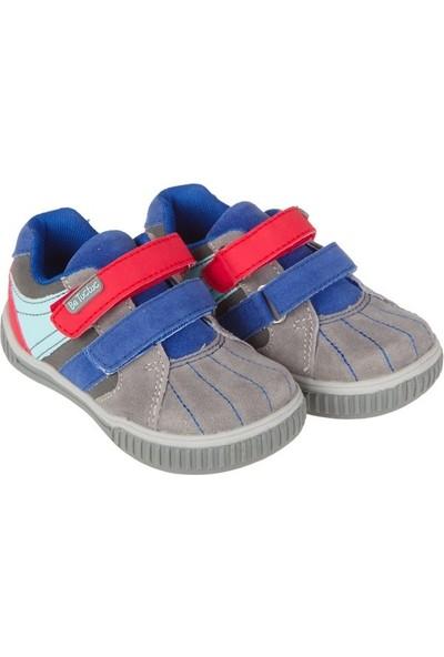 Tuc Tuc Erkek Çocuk Cırt Cırtlı Ayakkabı Super Hero