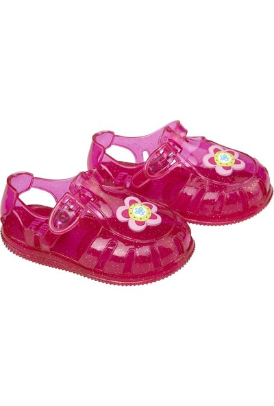Tuc Tuc Kız Çocuk Jelly Sandalet Shiva