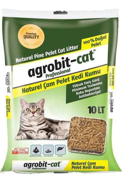 Agrobit Cat Çam Peleti Kedi Kumu 10 lt 6601-05