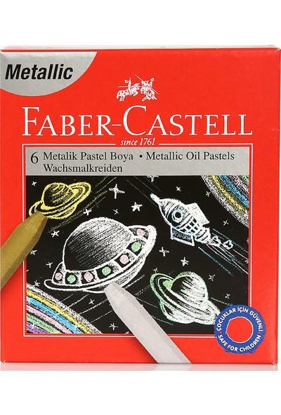Faber-Castell Simli Pastel Boya 6 Renk