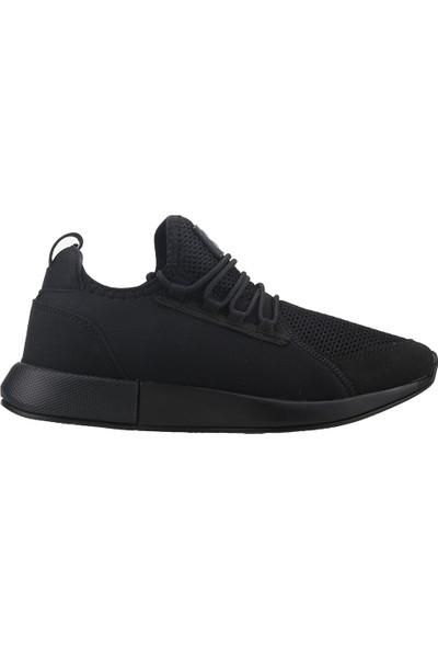 M.P 191-7658Mr Casual Günlük Fileli Erkek Spor Ayakkabı Siyah