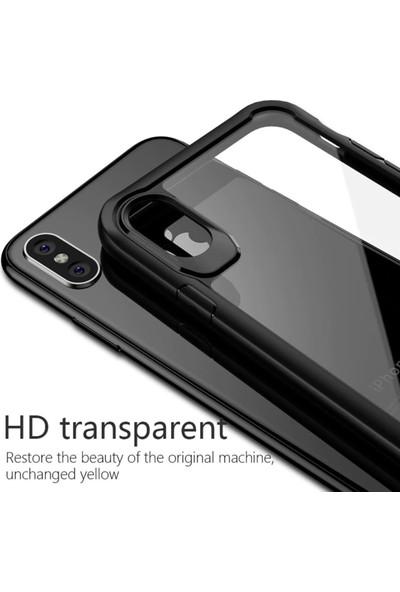 GerTong Apple iPhone 7/8 Plus Koruyucu Kılıf - Siyah