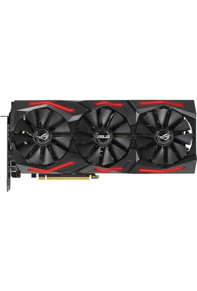 Asus ROG Strix GeForce RTX 2060S Gaming Advanced Edition 8GB 256Bit GDDR6 (DX12) PCI-E 3.0 Ekran Kartı (ROG-STRIX-RTX2060S-A8G-GAMING)