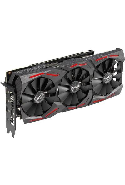 Asus ROG Strix GeForce RTX 2060S Gaming OC 8GB 256Bit GDDR6 (DX12) PCI-E 3.0 Ekran Kartı (ROG-STRIX-RTX2060S-O8G-GAMING)