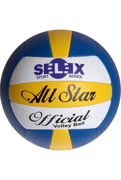 Selex Allstar Voleybol Topu Allstar Rnk