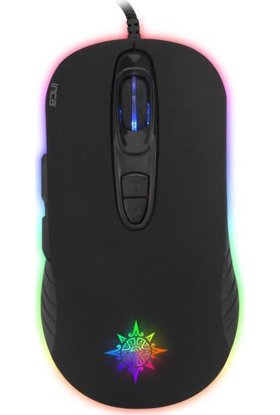 Inca Phaldor IMG-348 RGB Macro KeysOyuncu Mouse