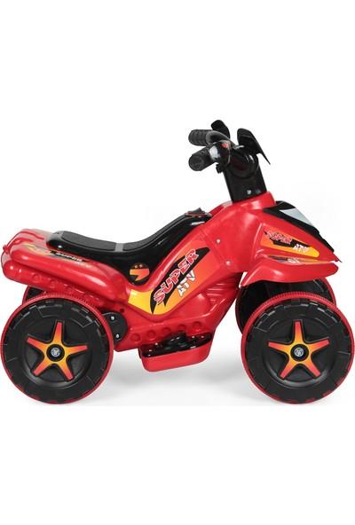 UJ Toys 6V Akülü ATV Kırmızı