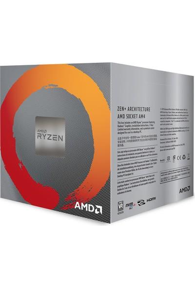 AMD Ryzen 5 3600X 3,8GHz 35MB Cache Soket AM4 İşlemci