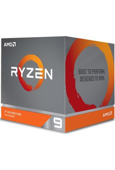AMD Ryzen 9 3900X 3,8GHz 70MB Cache Soket AM4 İşlemci