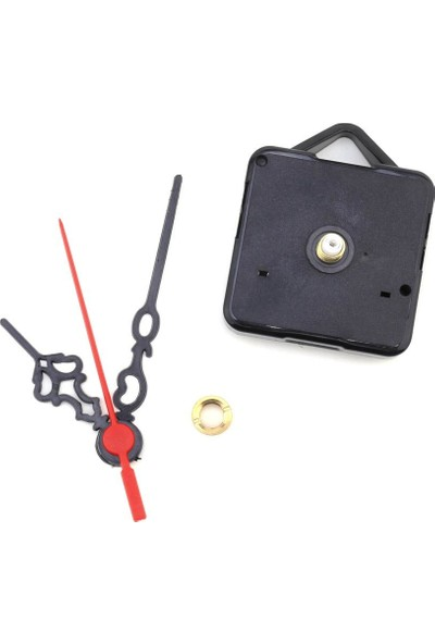 Aypaş 1019112 Akar Sessiz Saat Motoru (18 Mm) Ve Mekanizması (Set)