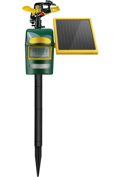 Dualpest AN-B060 Güneş Enerjili ve Pilli Yabani Hayvan Kovucu