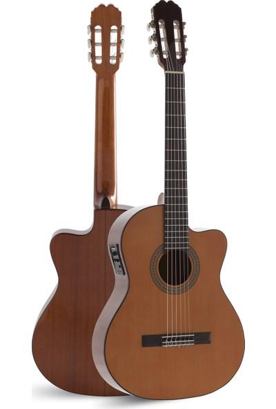 Alvaro ALV0510EC Elektro Klasik Gitar No:30