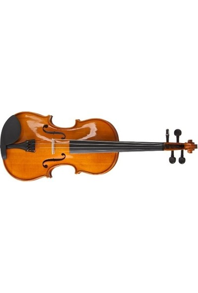 Pagannini Violins Parlak Cilalı Keman 1/4