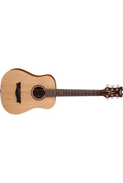 Dean Guitars FLYSPR Flight Spruce Travel Guitar