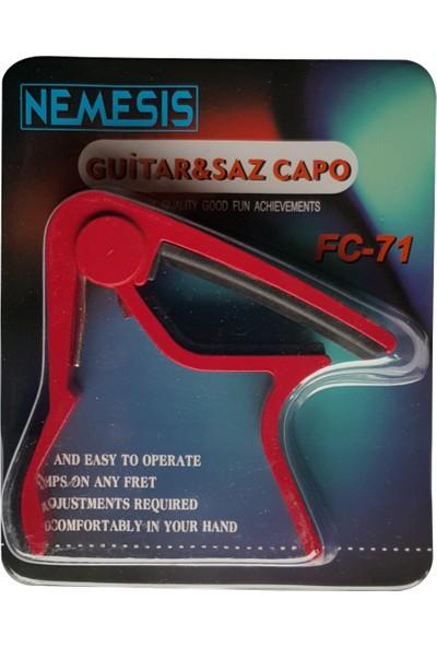 Fc71 - Gitar Kaposu (Kırmızı)