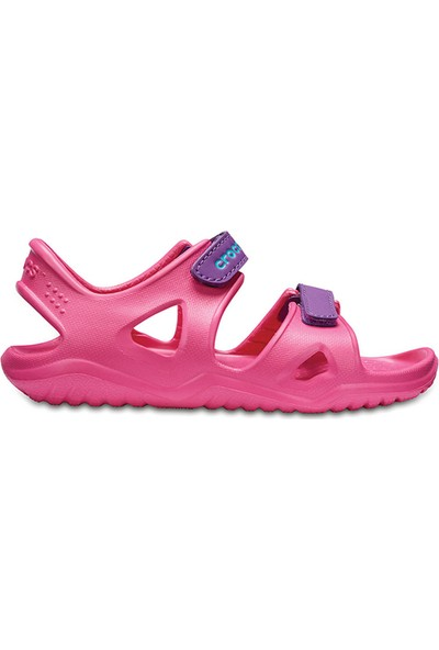 Crocs 204988 Swiftwater River Çocuk Sandalet 22-34