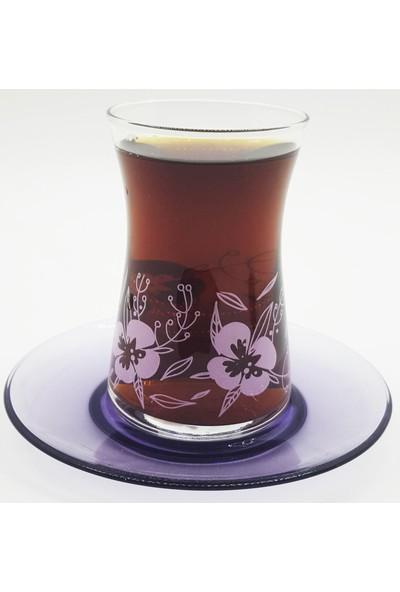 Paşabahçe Mine Çay Seti 12 Parça