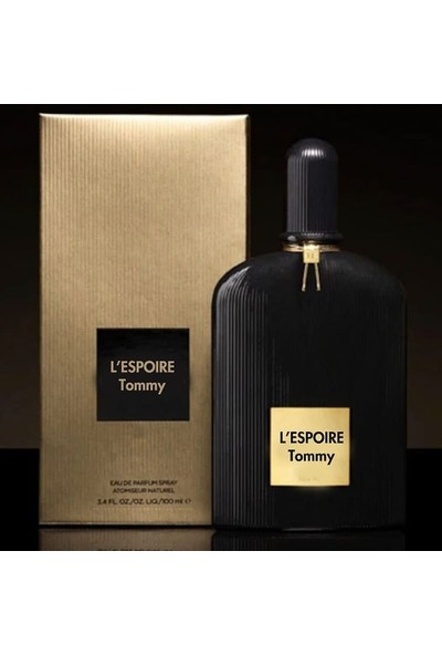 L'espoire Tommy For Men Edt 100 ml Parfüm