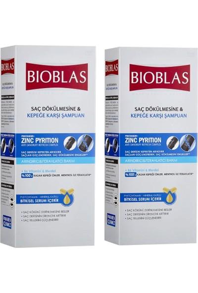Bioblas Procyanidin Saç Dökülmesine & Kepeğe Karşı Şampuan 360 ml 2 Paket
