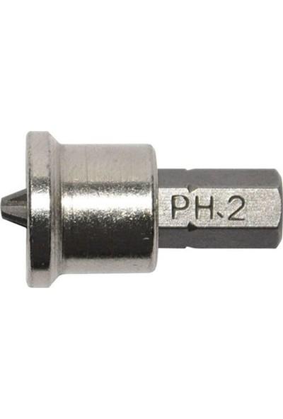 Nalburbaba Stoplu 25 Mm Ph2 Bits Uç