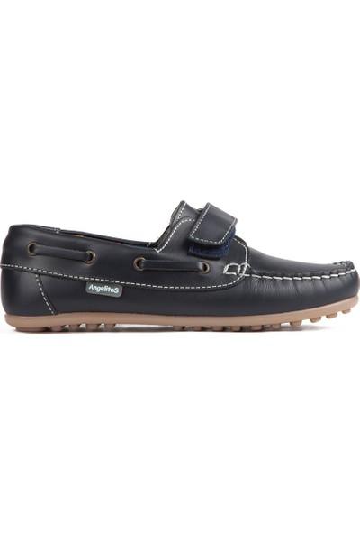 Angelitos 814 Hakiki Deri Çocuk Ayakkabı 28-37