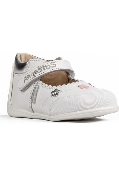 Angelitos 609 Hakiki Deri İlk Adım Ayakkabı 19-24