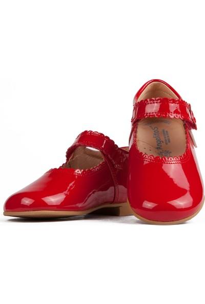 Angelitos 1501 Hakiki Deri Çocuk Ayakkabı 23-27