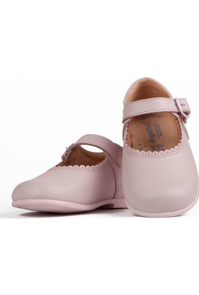 Angelitos 500 Hakiki Deri Çocuk Ayakkabı 23-30