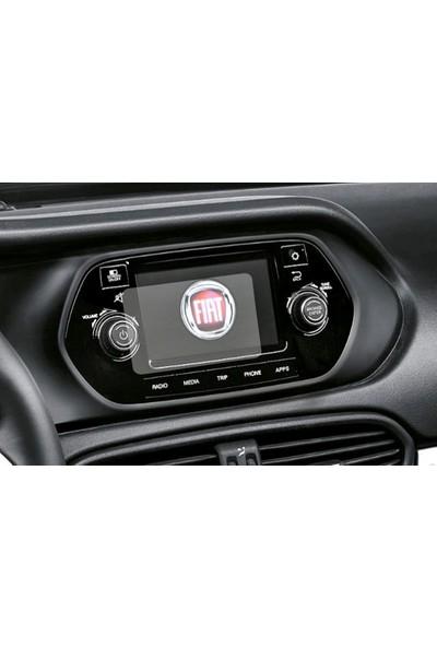 Aeltech Fiat Egea 5 İnç Navigasyon Ekran Koruyucu Cam