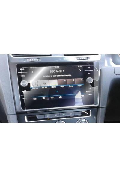 """IPG Volkswagen Golf/Passat 2018 8"""" Navigasyon Görünmez Ekran Koruyucu"""