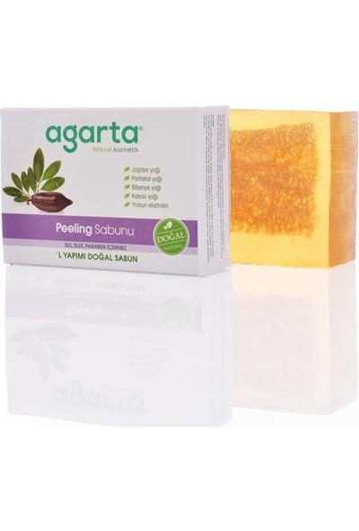 Agarta Doğal Peeling Sabunu 150 gr