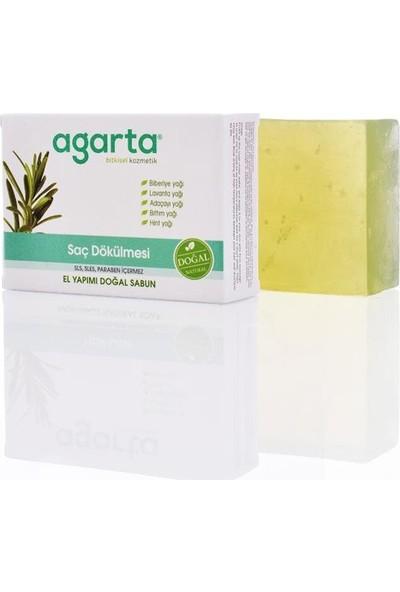 Agarta Saç Dökülmelerine Karşı Doğal Sabun 150 gr