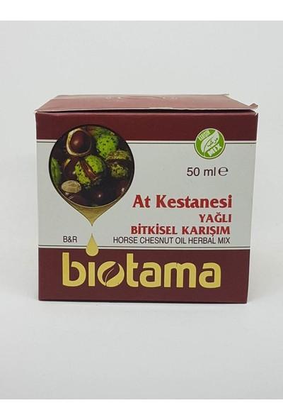 B&R Biotema At Kestanesi Karışım Kremi 50 ml
