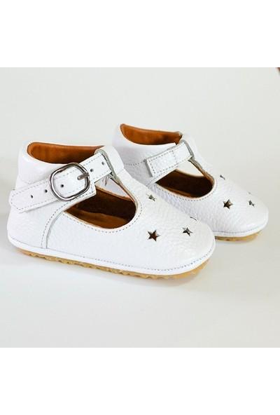 Cevo Club Royal İlkadım Ayakkabı Beyaz CV-208