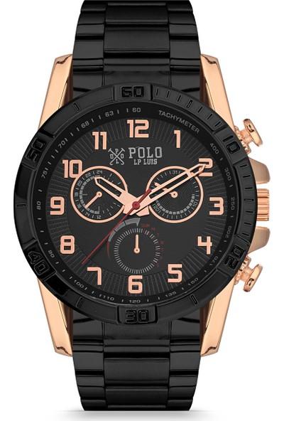 Luİs Polo P7177MT-EM-01 Erkek Kol Saati