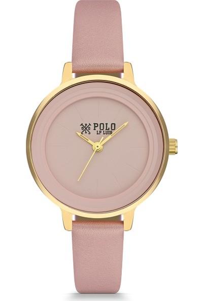 Luİs Polo P7247-BK-08 Kadın Kol Saati