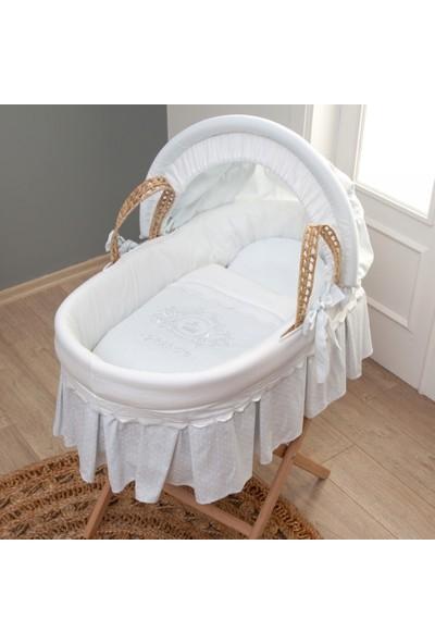 Funna Baby - Prince Hasır Sepet Seti / kod:5215