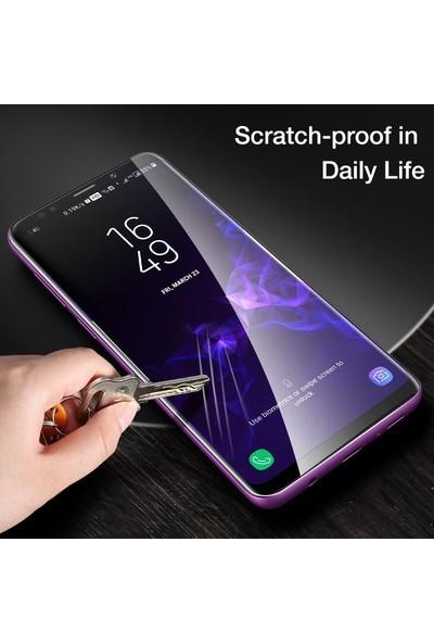 Engo Samsung Galaxy Note 9 Ekran Koruyucu 6D Campet Flexible Yeni Nesil Tam Kaplama 9h Temperli Film