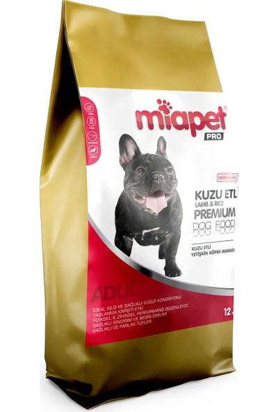 Miapet Pro Kuzulu Yetişkin Köpek Maması 12 kg