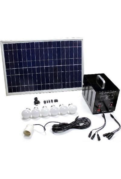Tayfun Solar Güneş Enerji Seti