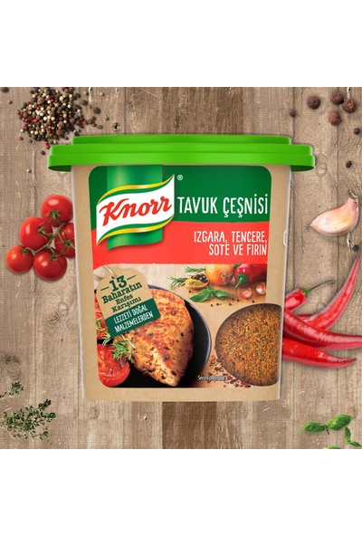 Knorr Tavuk Çeşnisi 130 gr