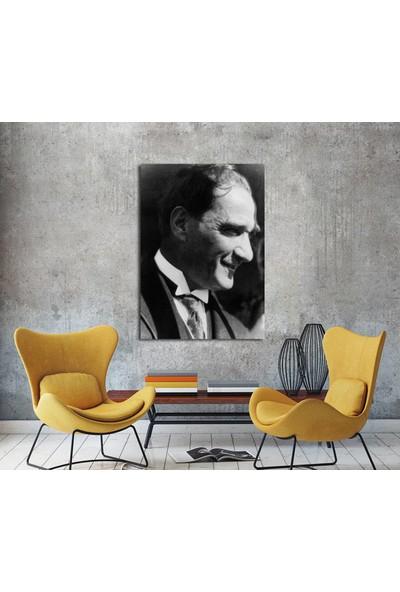 Tablosan Atatürk Portresi Kanvas Tablo
