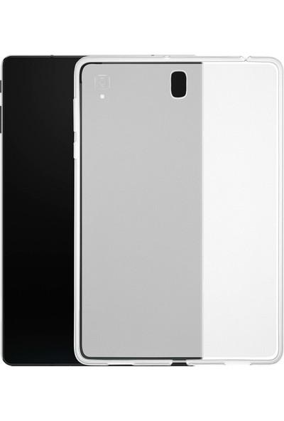 "Microcase Samsung Galaxy Tab S4 SM-T830 10.5"" Tablet Silikon Tpu Soft Kılıf - Şeffaf"